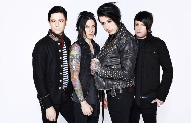 Falling In Reverse are streaming their new album 'Just Like You' below. The album will be release on February 24 via Epitaph Records. https://www.youtube.com/watch?list=PLcZMZxR9uxC-9CFSIp3NxM3Bf-tgBeaQU&v=r2ImYyYRZLM