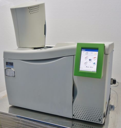 Perkin Elmer PE Clarus 500 GC NPD FID Gas Chromatograph with Autosampler N6519101