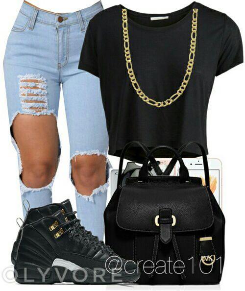 Best 10 Jordan Outfits Ideas On Pinterest Girls Wearing