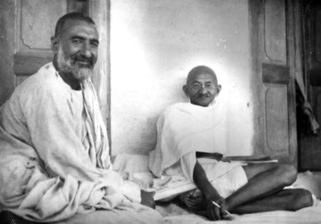 """""""There is nothing surprising in a Muslim or a Pathan like me subscribing to the creed of nonviolence. It is not a new creed. It was followed fourteen hundred years ago by the Prophet all the time he was in Mecca."""" - Abdul Ghaffar Khan"""