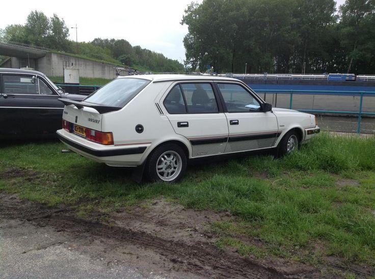 Volvo 360 GLE (1991-1993) SJ-14-LT