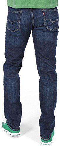Levi's 511 Slim Fit, Jeans Homme: Coupe : Slim Bas du jeans : étroit Style : Taille basse Cet article Levi's 511 Slim Fit, Jeans Homme est…