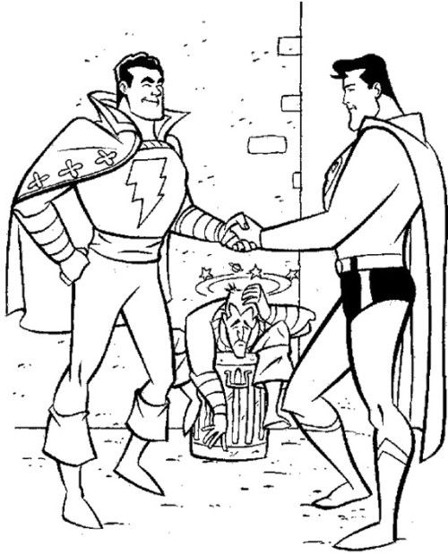 The 25+ best Superman coloring pages ideas on Pinterest ...