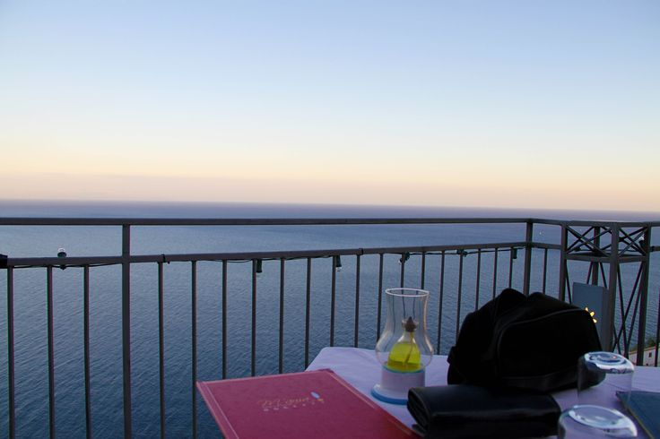 View over the Mediterranean