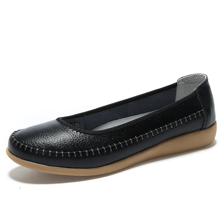 Cheap 2017 Shoes Woman Leather Women Shoes Flats Colors Loafers Slip On Women s Flat Shoes Moccasins. Click visit to buy
