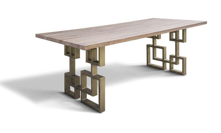 Hudson table - Wild Oak tables - Ecomatrix