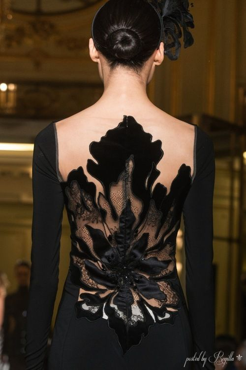 Regilla ⚜ Yanina Couture 2014
