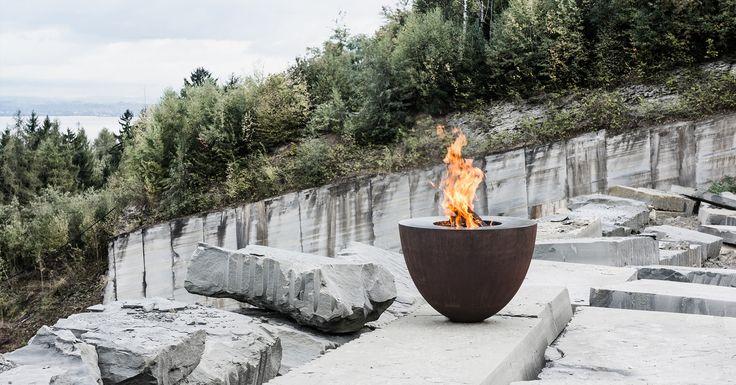 Das große Spektrum von Feuerring umfasst alles, was Sie brauchen, um eine benutzerfreundliche und gut aussehende Outdoorküche oder eine schöne Feuerstelle zu schaffen.