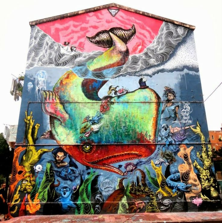 Urban Artists Volume 10 // Street Art on Mr Pilgrim Online #urbanartists #streetart #wallmural #murals #urbanart #graffitiartists #streetartists