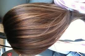 brown hair with carmel highlights - Google Search