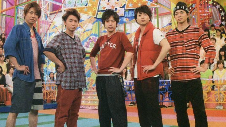 VS Arashi.