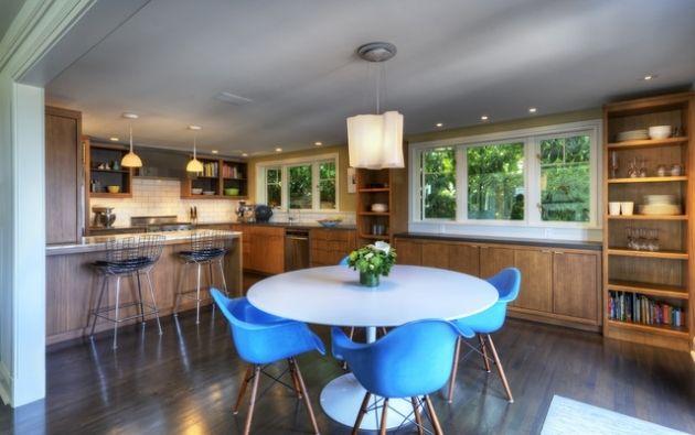 856 Midcentury Style Kitchen Designs | FurnitureX.net