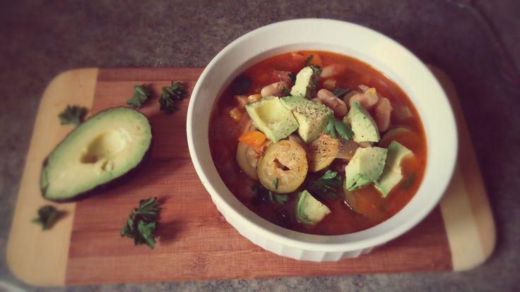 http://happyveggie.weebly.com/recipes/fiesta-veggie-soup