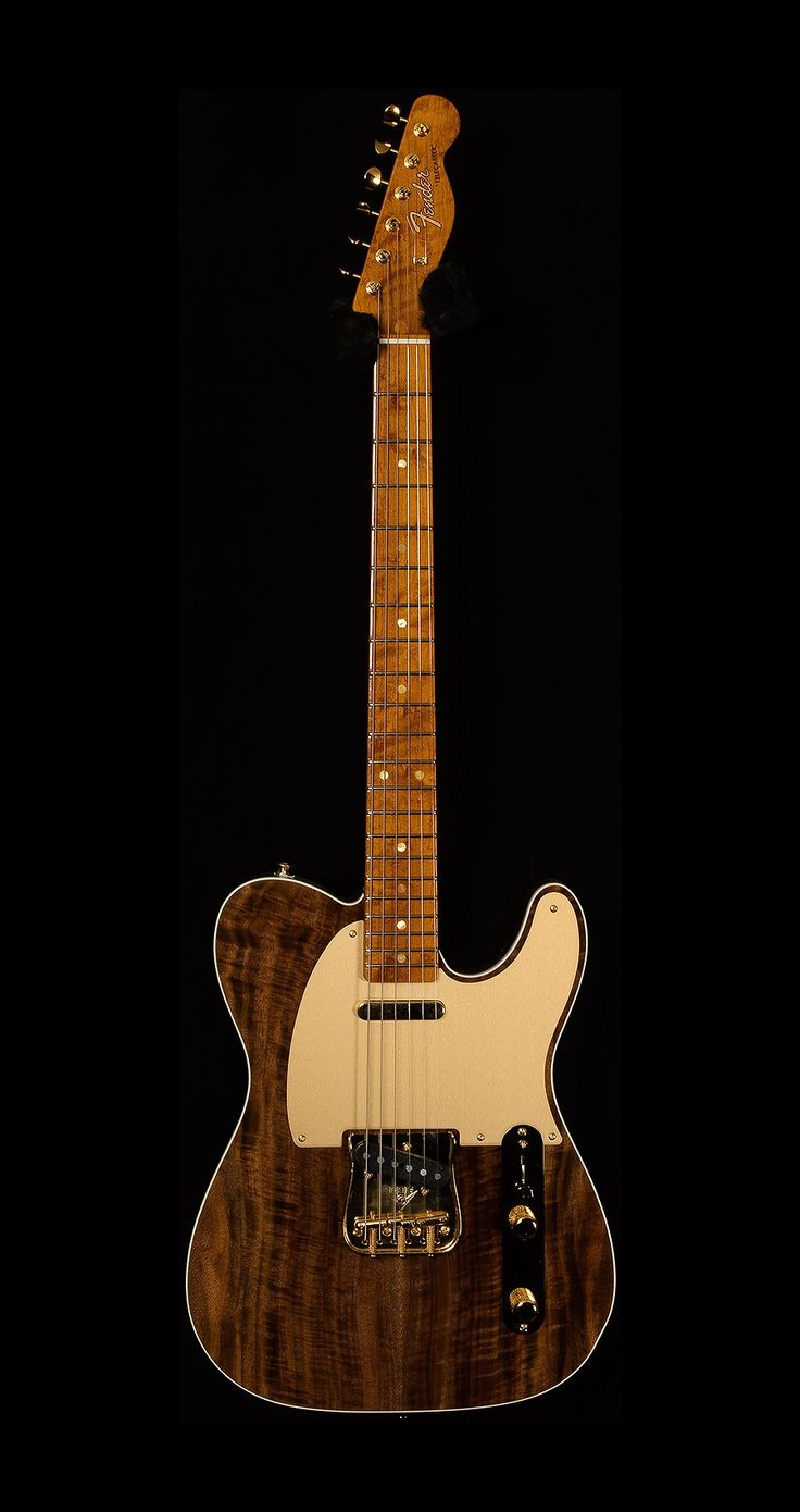 2016 Fender Custom Shop Collection - Artisan Telecaster – Claro Walnut