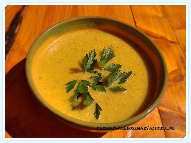 Zupa krem broułowa