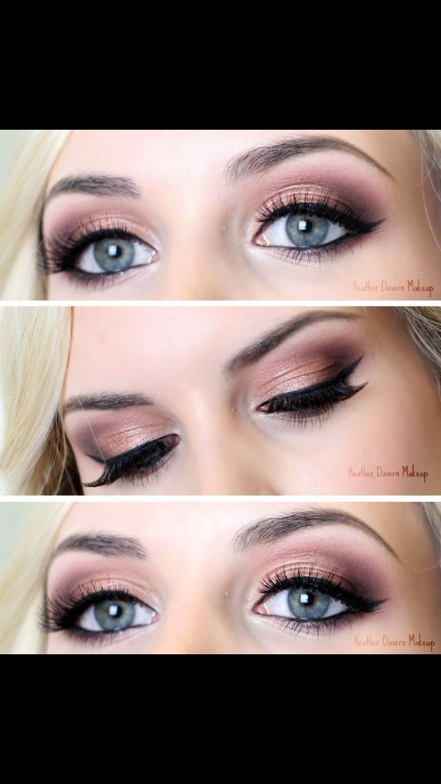 Wedding Makeup For Blue Eyes Tutorial | Decorativestyle.org