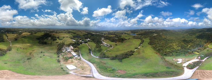 Check out this interactive panoramic view from Mount Hillaby, the highest point in Barbados....