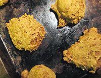 Low-Fat Healthy Pumpkin Cookies #vegan #recipe #cookies