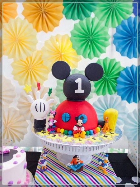 10 ideas sobre fiestas mickey mouse en pinterest for Decoracion la casa de mickey mouse