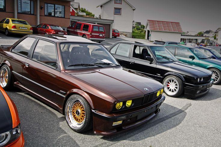 Old School BMWs