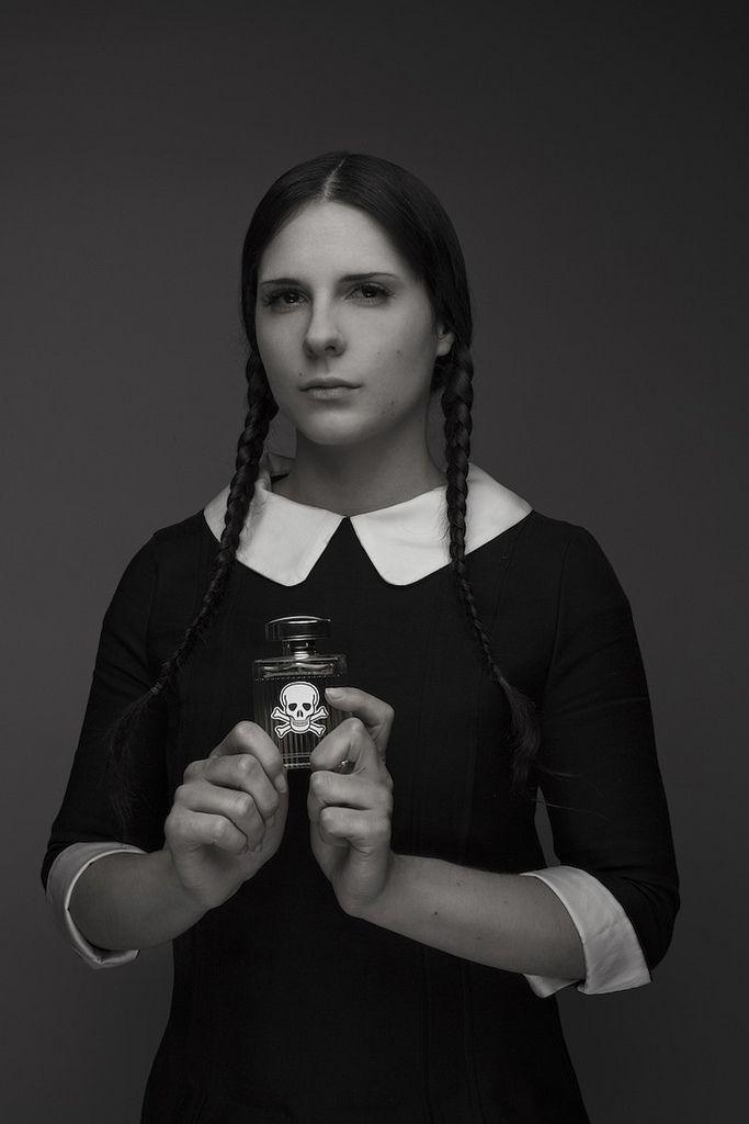 The Addams Family   Miss Pandora - Louise Ebel
