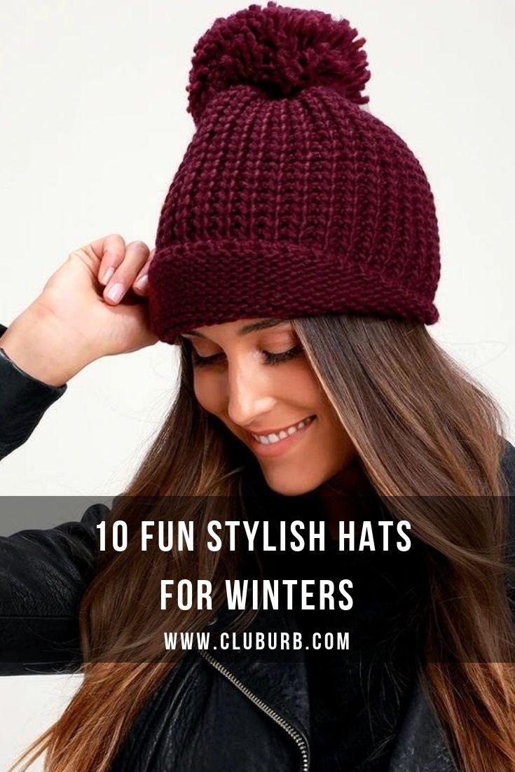 59f138ba274 Best Women's Winter Hats to Stay Warm in Style | [Winter ...
