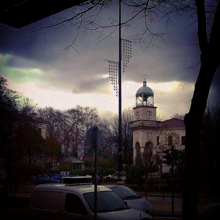 Μετά την βροχή! (© Ioannina Clock Tower)