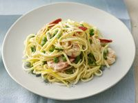 Creamy prawn pasta recipe - 9kitchen