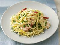 Creamy prawn pasta recipe - 9Kitchen