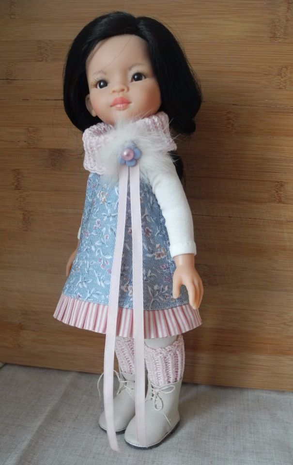 мои лесные девочки / Paola Reina, Antonio Juan и другие испанские куклы / Бэйбики. Куклы фото. Одежда для кукол