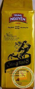 Trung Nguyen Coffee НОВАЯ ЛЕГЕНДА (NAPOLION BONAPARTE - SANG TAO 8) Вьетнамский молотый кофе. Аналог кофе Kopi Luwak - 250 гр. в пачке