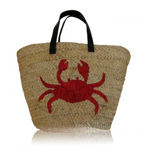Statement Bag - cute crab by VIDA VIDA WBgSQAE9G