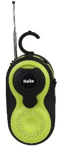 Kaito KA220 Wind-up Dynamo Rechargeable Emergency AM/FM Radio, IP44 Waterproof by Kaito  http://www.60inchledtv.info/tvs-audio-video/radios/shower-radios/kaito-ka220-windup-dynamo-rechargeable-emergency-amfm-radio-ip44-waterproof-com/