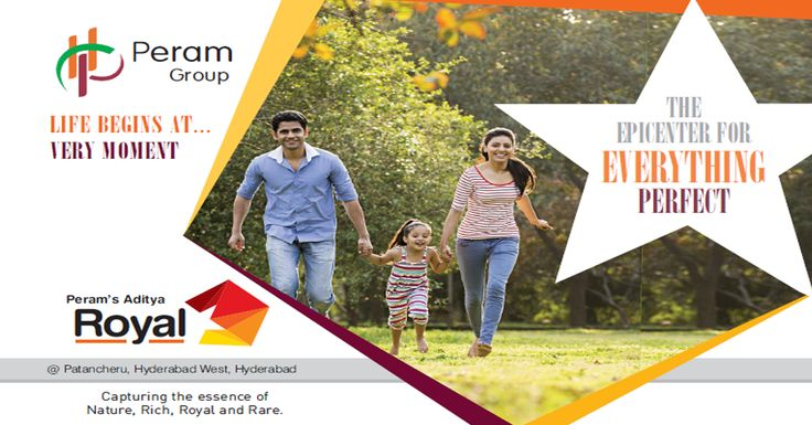 Peram's Aditya Royal The Epicenter for Everything Perfect -peramgroup @ Patancheru, Hyderabad West, Hyderabad #hyderabad #peramgroup #plotshyd