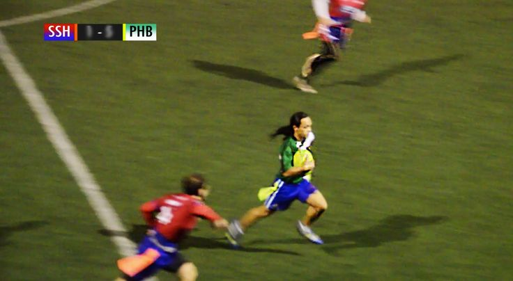 Tag Rugby Mixed Super League Round 1 (Spring 2015) - Southfields Sharks v Phibbers Lions