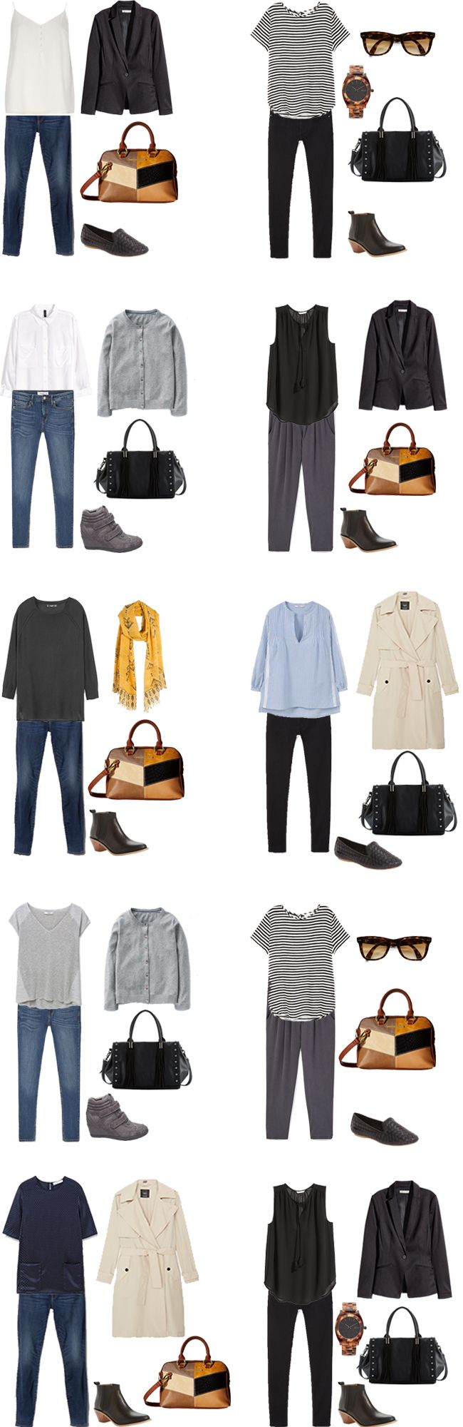 What to Wear on a Business Trip