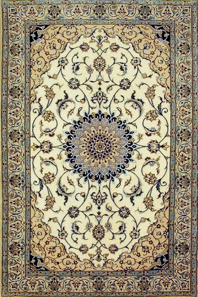 I <3 my Nain rugs! Beautiful and durable. About 13 years ago, I purchased 4, in various sizes, while in the Middle East. I paid less for those 4 collectively than it costs to purchase just one small Nain rug in the U.S. ^_^