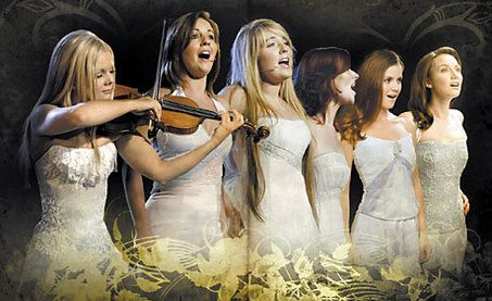 Celtic Women - Beautiful women with beautiful voices and beautiful songs from a beautiful place....  They leave me strong and weak at the same time...
