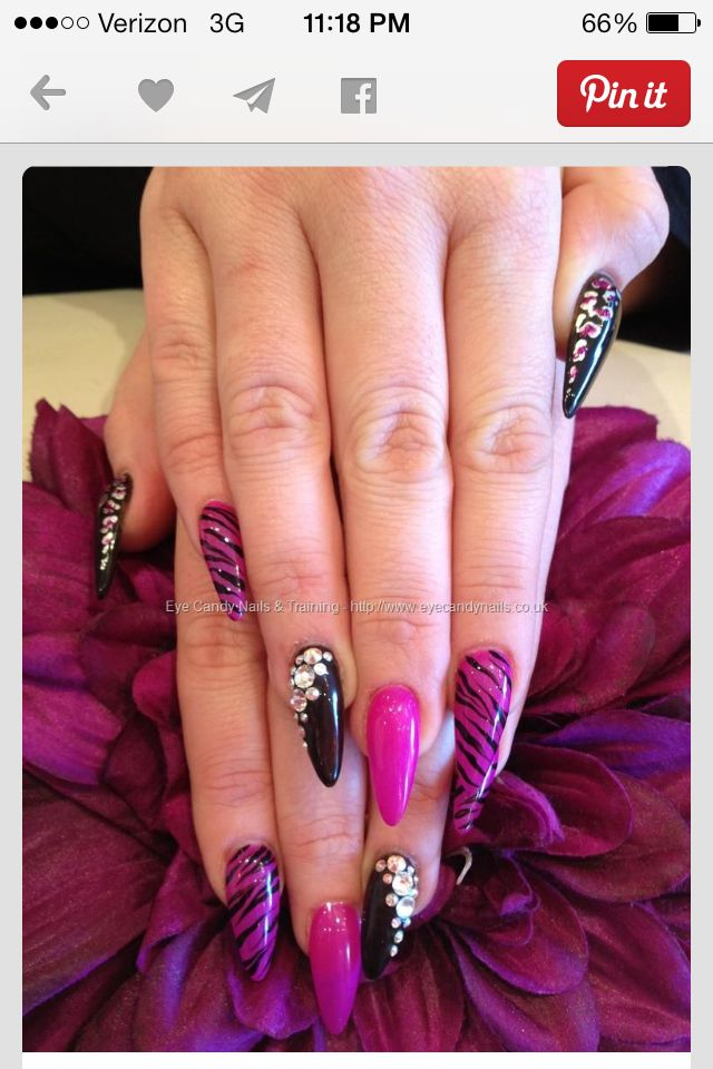 The 8 Best For The Love Of Nails Images On Pinterest Nail