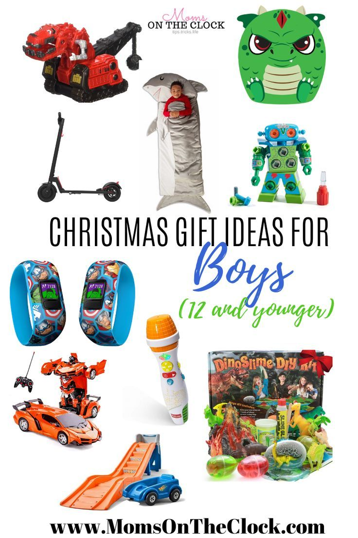 Best Christmas Gifts For Boys 2019 Moms On The Clock Christmas Gifts For Boys 11 Year Old Christmas Gifts Christmas Gifts For 5 Year Olds