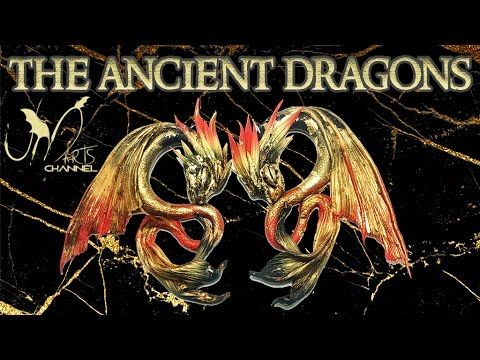 The Ancient Dragons - The Lost Souls - Polymer Clay Creations by Umberto Mulignano - YouTube