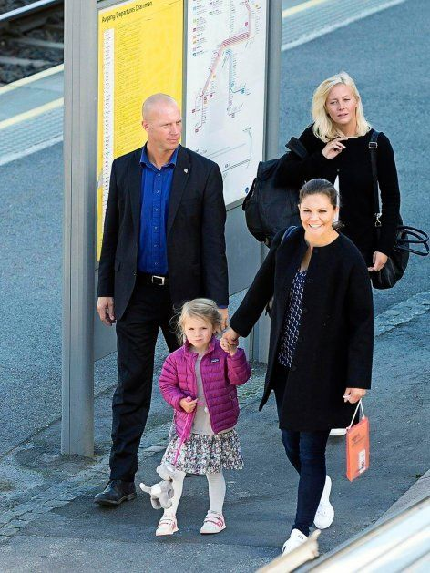 Estelle & Victoria von Schweden: Hinter den Kulissen des Thronfolger-Treffens!