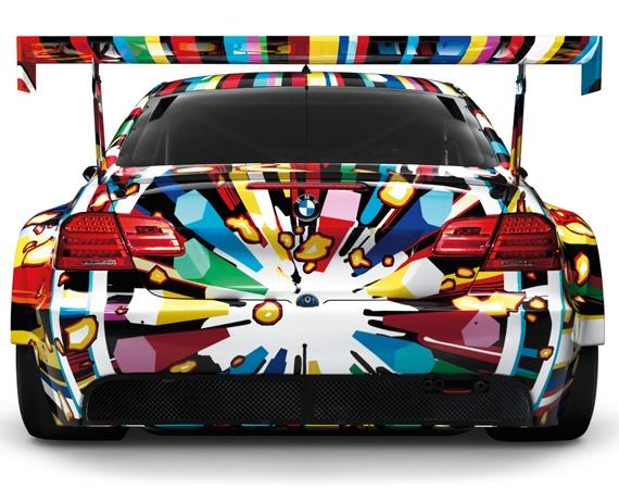 BMW M3 x Jeff Koons