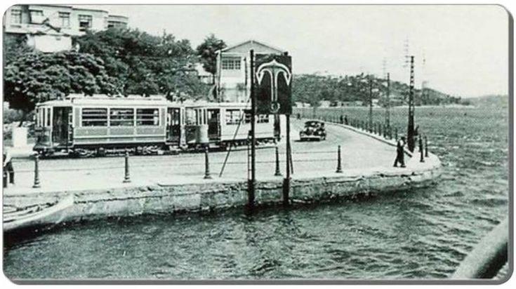 Arnavutköy Akıntı Burnu 1940'lar