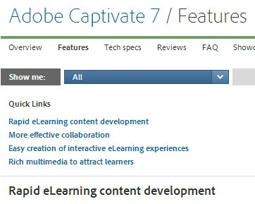 E-learning authoring software. Teacher/student edition $165.