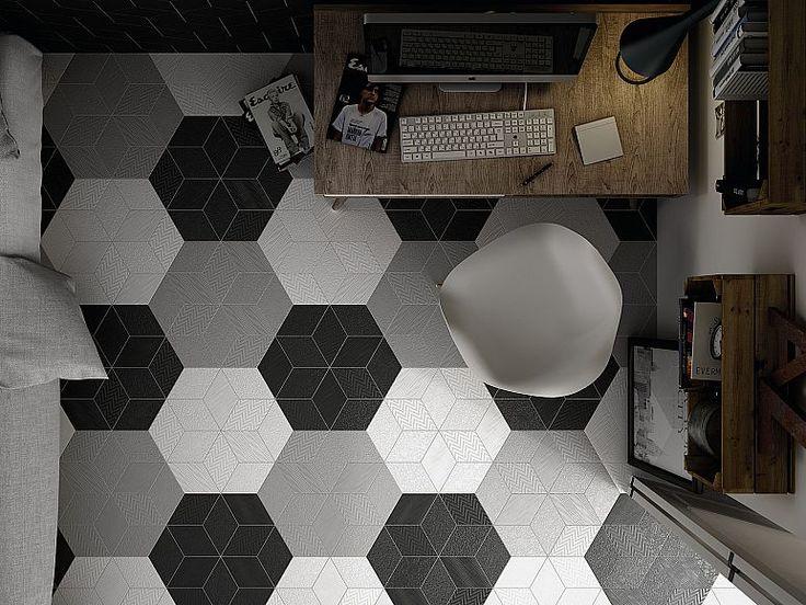 Серия RHOMBUS — Фабрика EQUIPE — The Tile Club