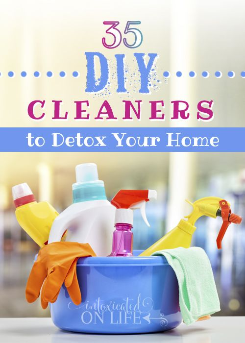 35DIYCleaners