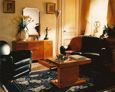 31 best 1920s living room images on Pinterest   1920s, Art ...