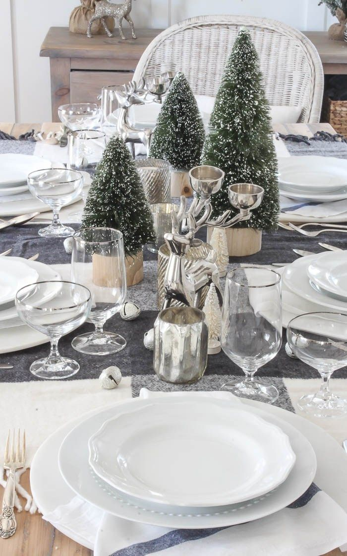 casual christmas tablescape rooms for rent blog christmas rh pinterest com