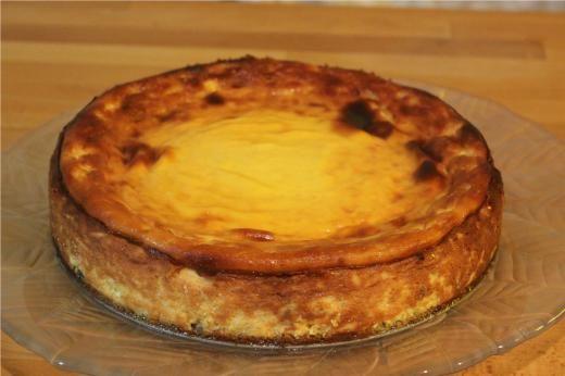 recipe image: Nonna's Ricotta Pumpkin Cake